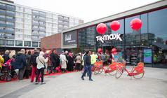 TK Maxx Amsterdam Osdorp is vanaf vandaag open!