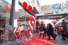 TK Maxx Amsterdam Poort is vanaf vandaag open!